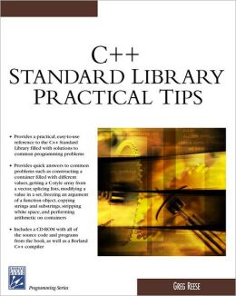 C++ Standard Library Practical Tips