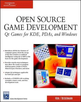 Open Source Game Programming: QT Games For KDE, PDAs, And Windows