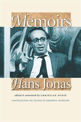 Memoirs: Hans Jonas