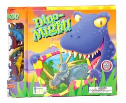 Groovy Tube Books: Dino-Might!