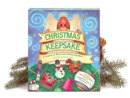 Christmas Keepsake: A Treasury of Best-Loved Stories and More
