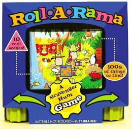 Roll-a-Rama: A Scavenger Hunt Game