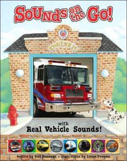 Hear and There Book: Sounds on the Go!