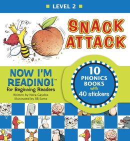 Now I'm Reading!: Snack Attack - Level 2