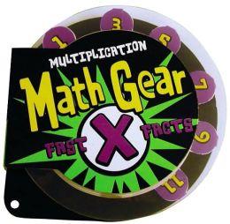 Math Gear: Fast Facts - Multiplication