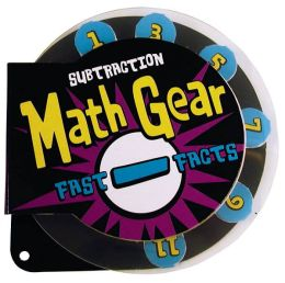 Math Gear: Fast Facts - Subtraction IKids