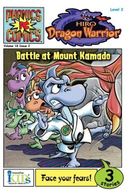 Phonics Comics: Hiro Dragon Warrior - Battle at Mount Kamado