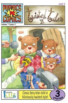 Phonics Comics: Twisted Tales: Take Two - Issue 2 Level 2
