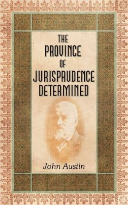 The Providence of Jurisprudence Determined 1832