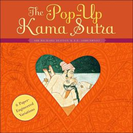 Pop-up Kama Sutra: Six Paper-Engineered Variations