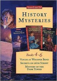 American Girl History Mysteries (Books 4-6)