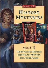 American Girl History Mysteries (Books 1-3)