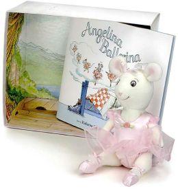 Angelina Ballerina Book and Doll Set (Angelina Ballerina Series)