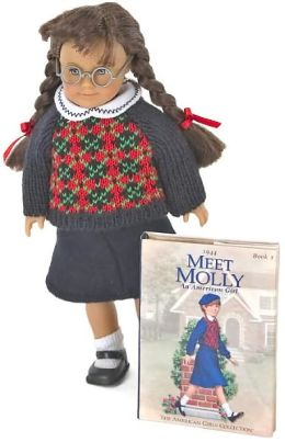 Molly Mini Doll (American Girls Collection Series)