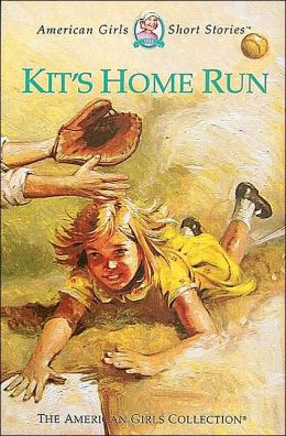 Kit's Home Run (The American Girls Short Stories Series)
