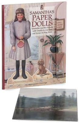 Samantha's Paper Dolls (American Girls Collection Series)