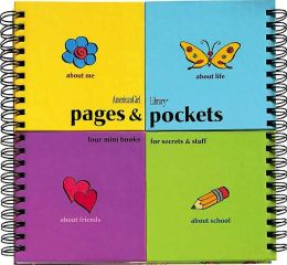 Pages and Pockets: Four Mini Books for Secrets and Stuff (American Girl Library Series)