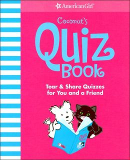 Coconut's Quiz Book: Tear and Share Quizzes for You and a Friend (Coconut Series)