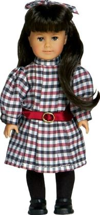 Samantha Mini Doll (American Girls Collection Series)