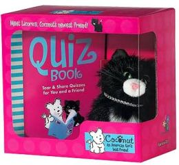 Licorice Book and Cat Set (Coconut Series)