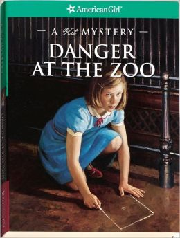 Danger at the Zoo: A Kit Mystery (American Girl Mysteries Series)