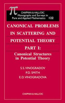 Canonical Problems in Scattering and Potential Theory - Two Volume Set