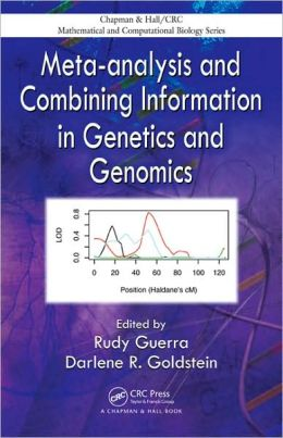 Meta-analysis and Combining Information in Genetics and Genomics