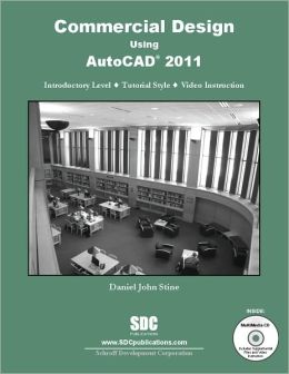 Commercial Design AutoCAD 2011 - With Dvd