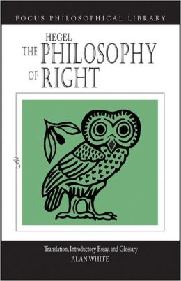Hegel: The Philosophy of Right