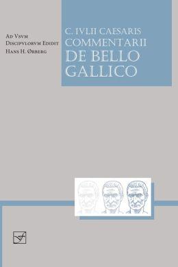Commentarii De Bello Gallico : C. IVLII Caesaris EX Libris, I, IV, V Discipvlis Legenda
