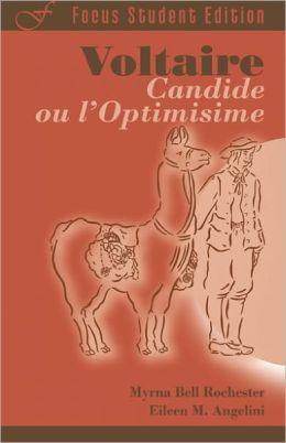 Voltaire - Candide, ou l'Optimisme