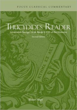 Thucydides Reader: Annotated Passages from Books I-VIII of the Histories