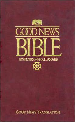 GNT Bible w/D and A Maroon