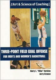 Three-Point Field Goal Offense for Men's and Women's Basketball