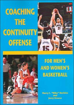 Coaching the Continuity Offense: For Men's and Women's Basketball