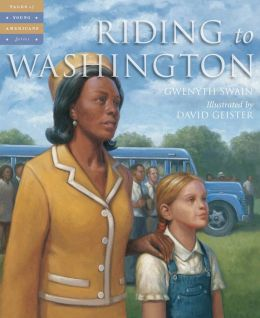 Riding to Washington (Tales of Young Americans Series)