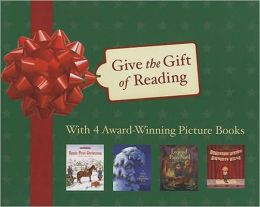 Give the Gift of Reading With 4 Award Winning Picture Books : Apple Tree Christmas / A Wish to Be a Christmas Tree / The Legend of Papa Noel: A Cajun Christmas Story / Redheaded Robbie's Christmas Story, ,