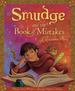 Smudge and the Book of Mistakes: A Christmas Story
