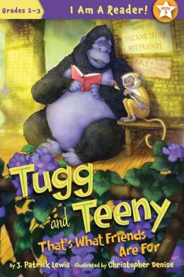 Tugg and Teeny: Book Three: That's What Friends are for