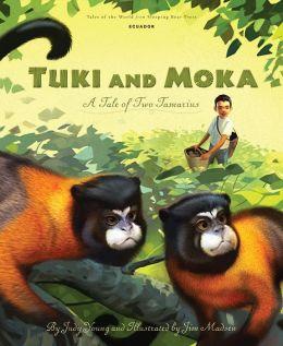Tuki and Moka: A Tale of Two Tamarins