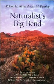 Naturalist's Big Bend: An Introduction to the Trees and Shrubs, Wildflowers, Cacti, Mammals, Birds, Reptiles and Amphibians, Fish, and Insects