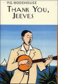 Book Cover Image. Title: Thank You, Jeeves, Author: P. G. Wodehouse