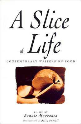 Slice of Life: Writing on Food
