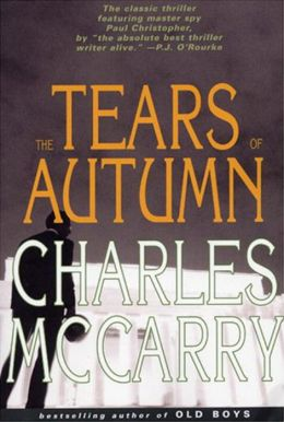 The Tears of Autumn (Paul Christopher Series #2)