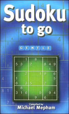 Sudoku to Go: Gentle