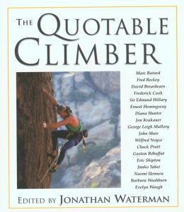 The Quotable Climber