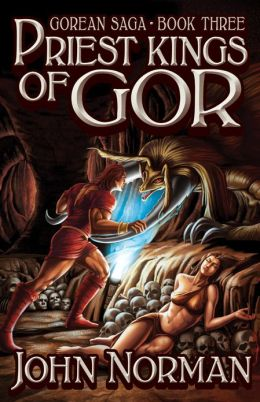 Priest-Kings of Gor (Gor Series #3)
