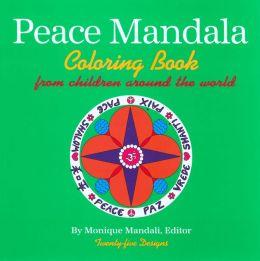 The Peace Mandala Coloring Book