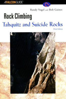 Rock Climbing: Tahquitz and Suicide Rocks