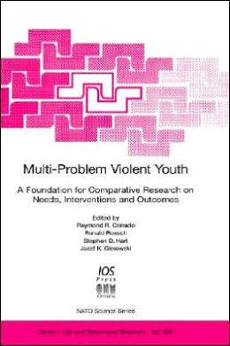 Multi-Problem Violent Youth: A Foundation for Comparative Research on Needs